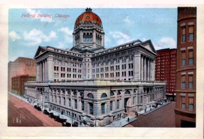post office 1912