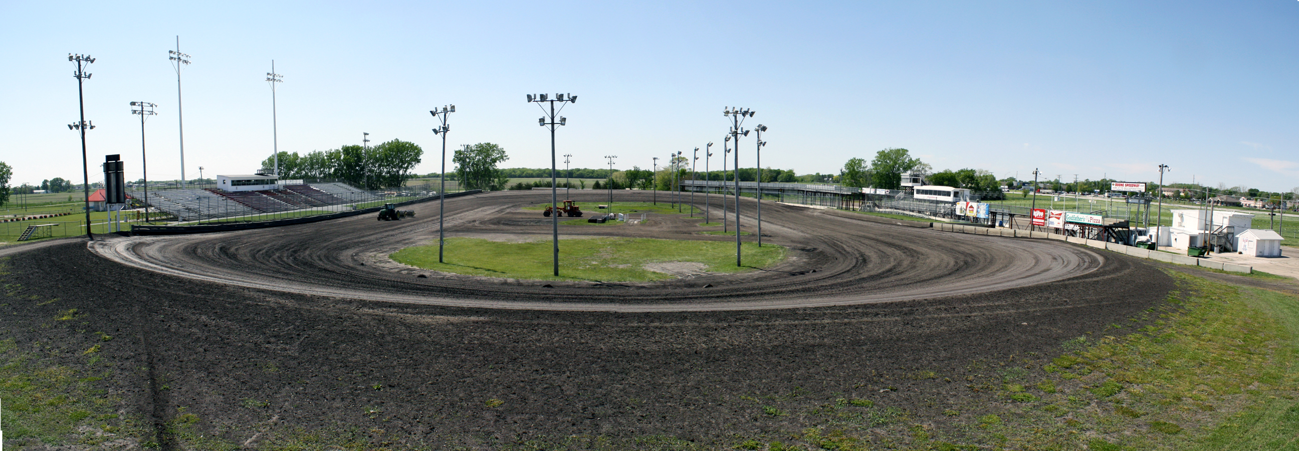 track–the Boone Speedway,