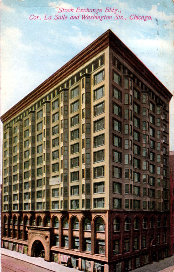 Historic Chicago Architecture