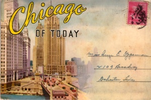 chicago of today 1946