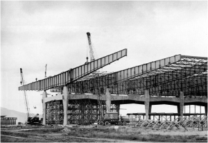 goldsmith hangar