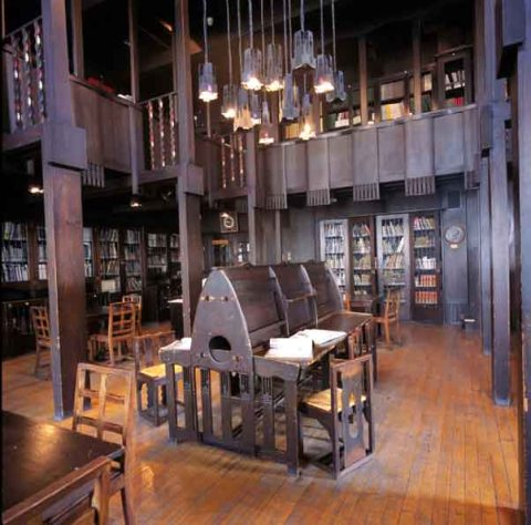 Glasgow_School_of_Art_Library