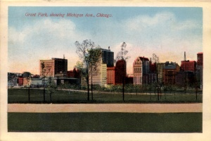mich ave grant park 1912