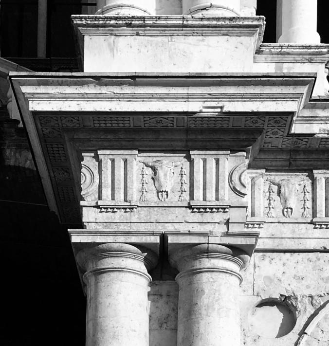 basilica palladiana detail