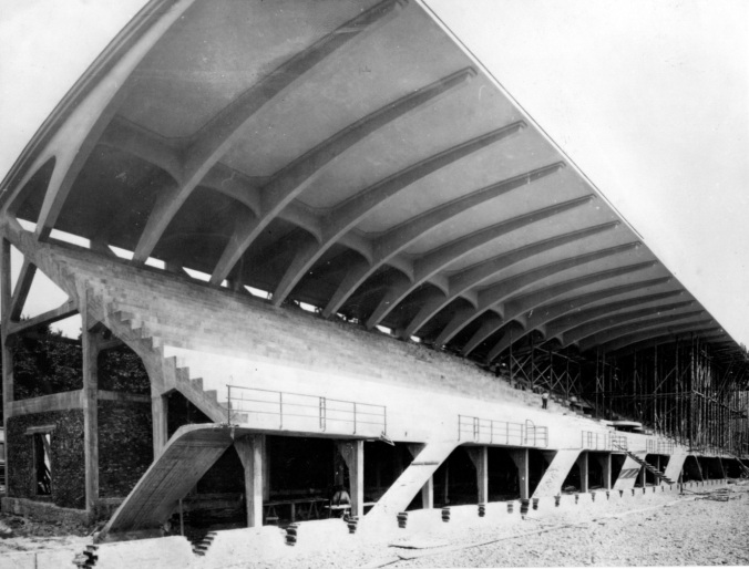 Berta Stadium West Stand