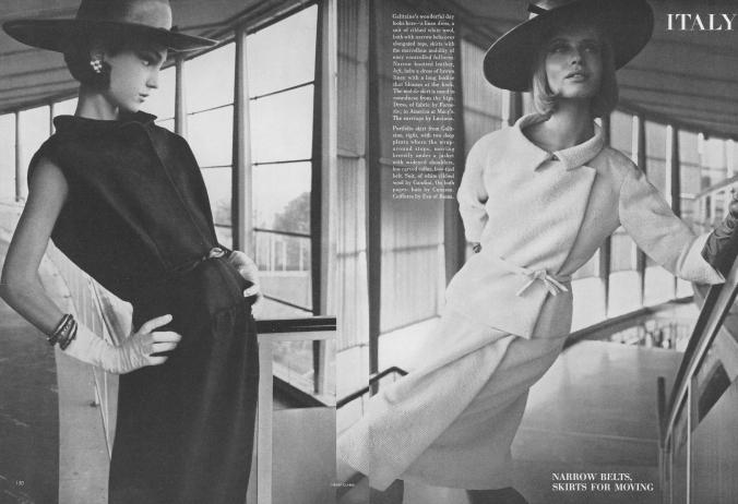 Vogue 1 Apr 1964