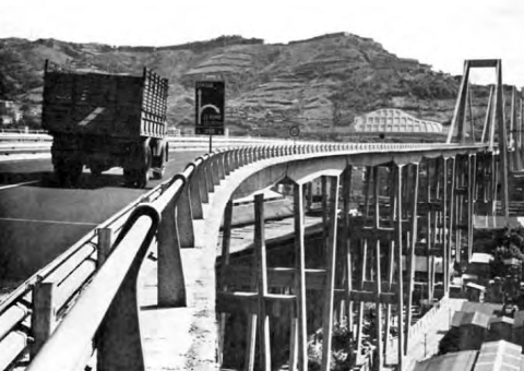 completed viaduct