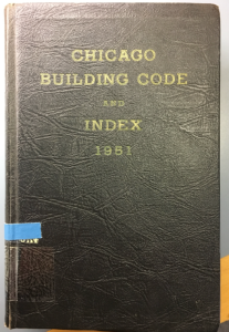 1951 code cover